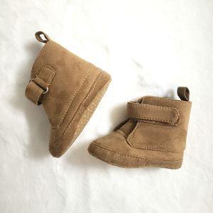 Joe Fresh Baby Nubuck Boots
